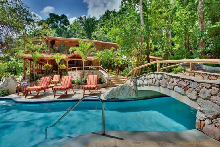INTIMACY, ADVENTURE AND MORE AT CAVES BRANCH JUNGLE LODGE BELIZE