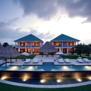 Victoria House Resort Belize