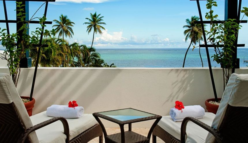 STEP INTO TRANQUILITY AND NATURAL BEAUTY AT LAS TERRAZAS RESORT BELIZE